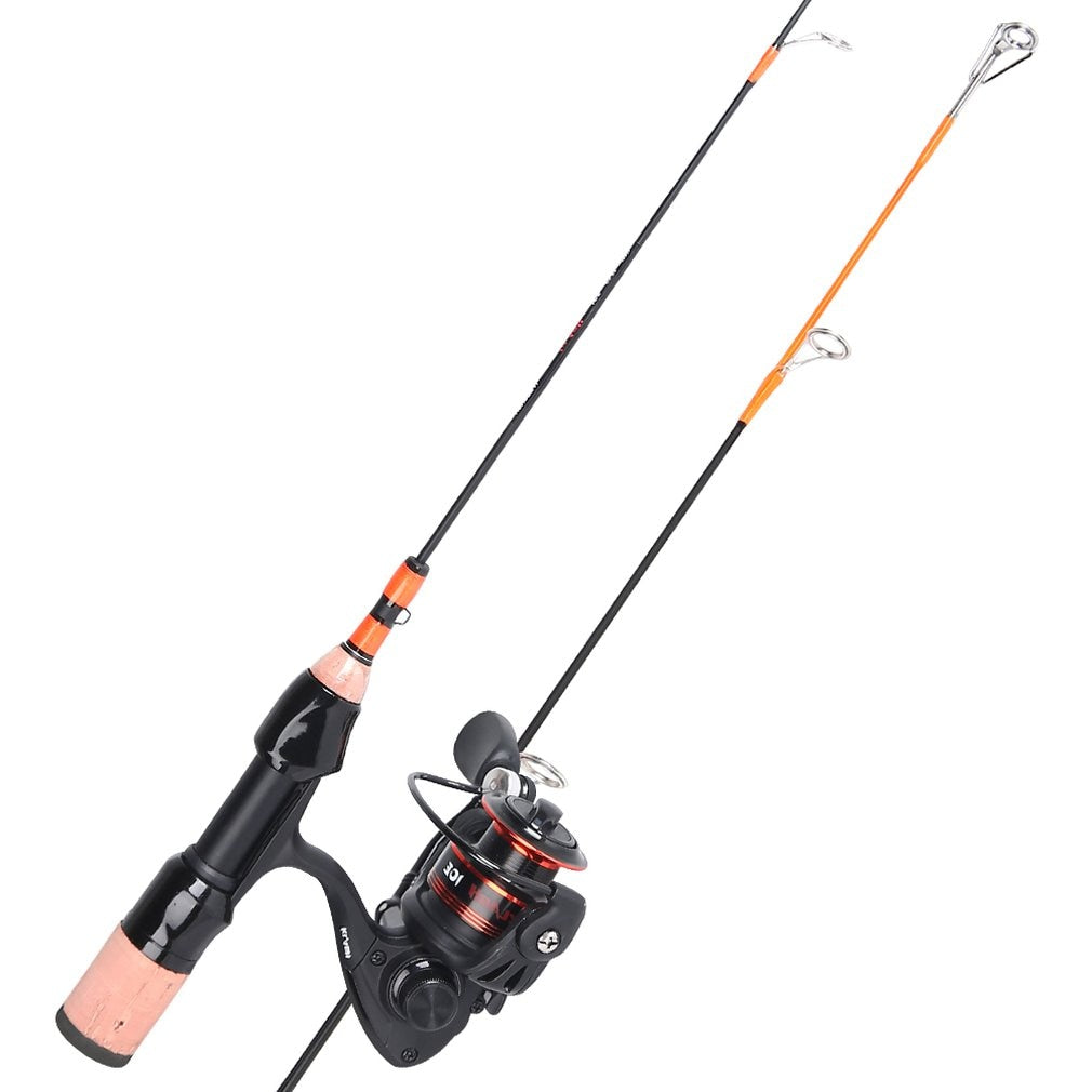 Professional Spinning Rod, Reel Set