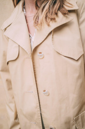 1950's Trench Jacket