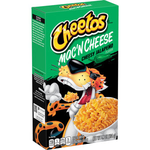 Cheesy Jalapeno Cheetos Mac N Cheese