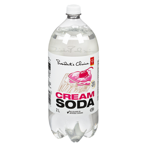 P.C. Clear Cream Soda