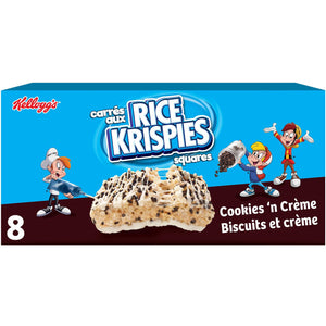 Cookies And Cream Rice Krispies