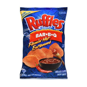 Flamin Hot Ruffles Chips