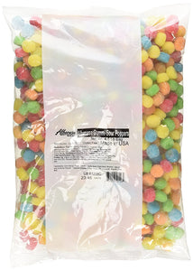 Albanese Sour Poppers Gummies 5lb Bag