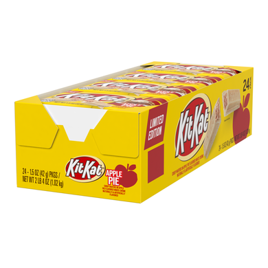 Apple Pie Kit Kat (Box Of 24)