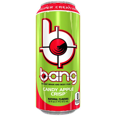 Candy Apple Bang Energy Drink
