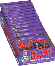 Load image into Gallery viewer, Big League Chew Grape (Pack Of 12)