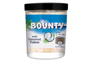 Bounty Spreads (From UK)
