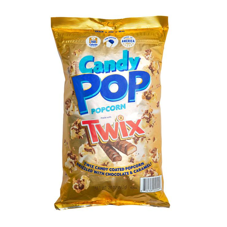 Twix Candy Pop! (28 gram bag)
