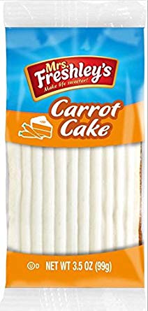 Mr. Freshley's Carrot Cake