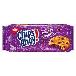 Chocolate Chip Middles Chips Ahoy Cookies