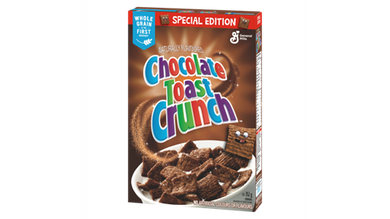 Chocolate Cinnamon Toast Crunch