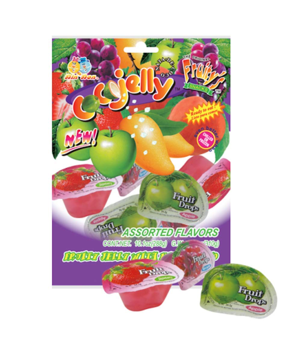 Coco Jelly Fruit Drops