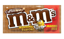 Load image into Gallery viewer, M&M's Coffee Nut Share Size (Box Of 24)