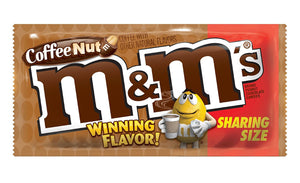 M&M's Coffee Nut Share Size (Box Of 24)