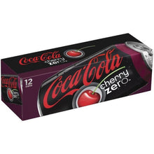 Load image into Gallery viewer, Coke Cherry Zero