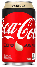 Load image into Gallery viewer, Coke Vanilla Zero