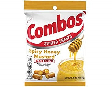 Spicy Honey Mustard Combos