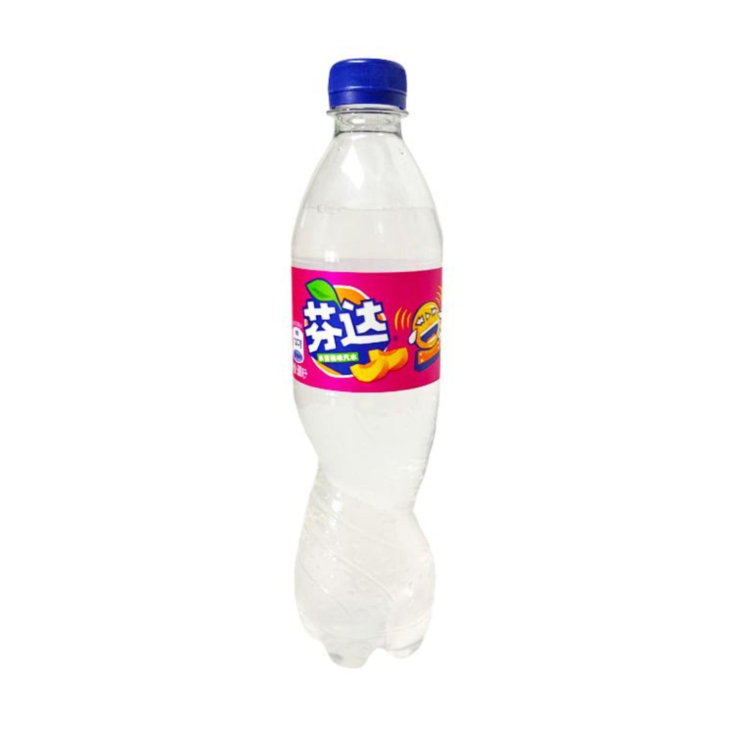 White Peach Fanta (Chinese)