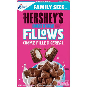 Fillows Cookies And Cream