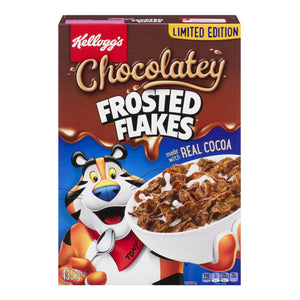 Chocolate Frosted Flakes