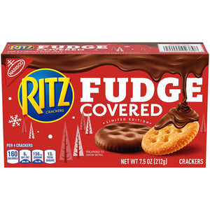 Fudge Covered Ritz