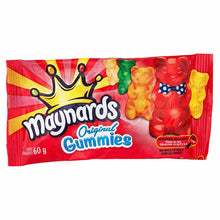 Load image into Gallery viewer, Maynard Gummie Bears (Box of 18)