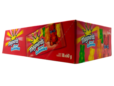 Maynard Gummie Bears (Box of 18)