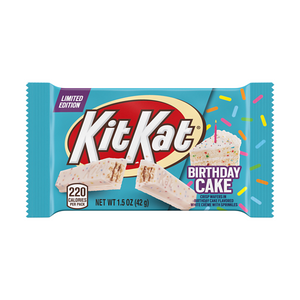 Birthday Cake Kit Kat