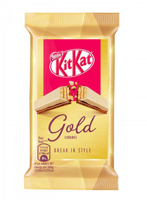 Kit Kat Gold (Caramelized White) (Box Of 48)