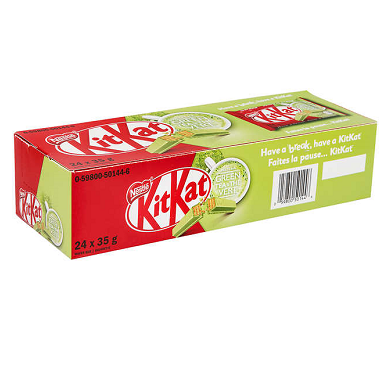 Green Tea Kit Kat (Box Of 24)