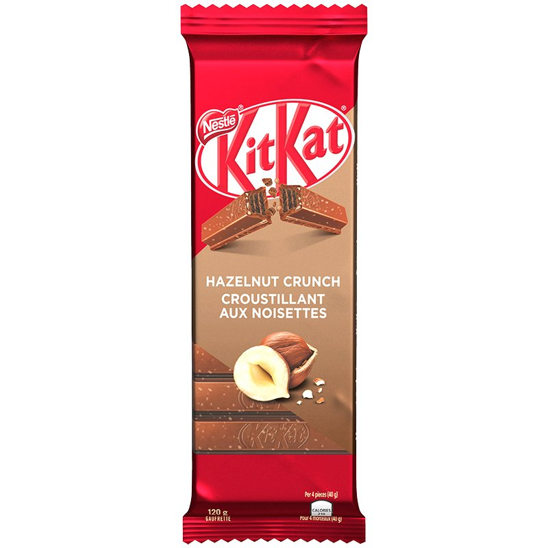 Hazelnut Crunch Kit Kat