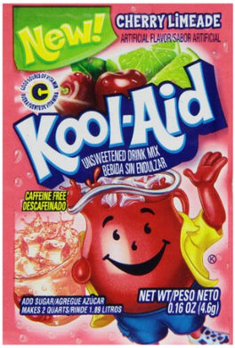 Kool Aid Cherry Limeade 48 Count Box