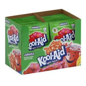 Kool Aid Jamaica 48 Count Box
