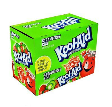Kool Aid Strawberry Kiwi 48 Count Box