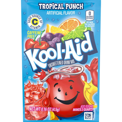 Kool Aid Tropical Punch 48 Count Box