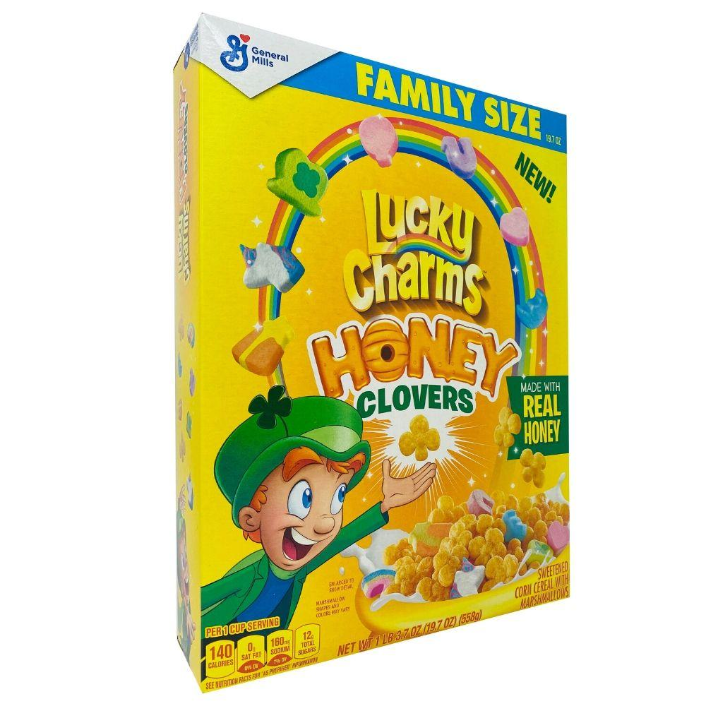 Honey Clovers Lucky Charms