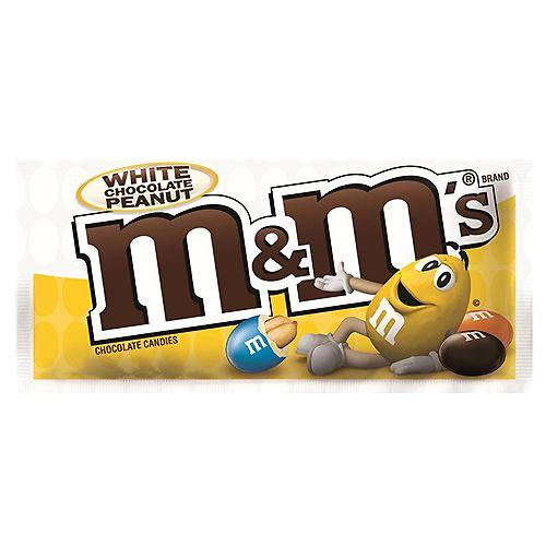 M&M's Peanut White Chocolate