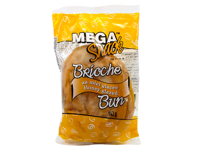 Mega Snacks Brioche Honey Glazed