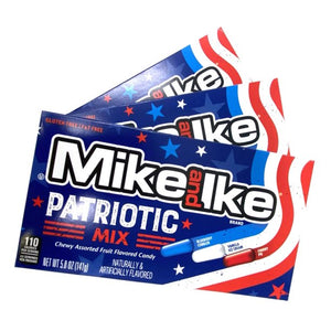 Mike And Ike Patriotic Mix