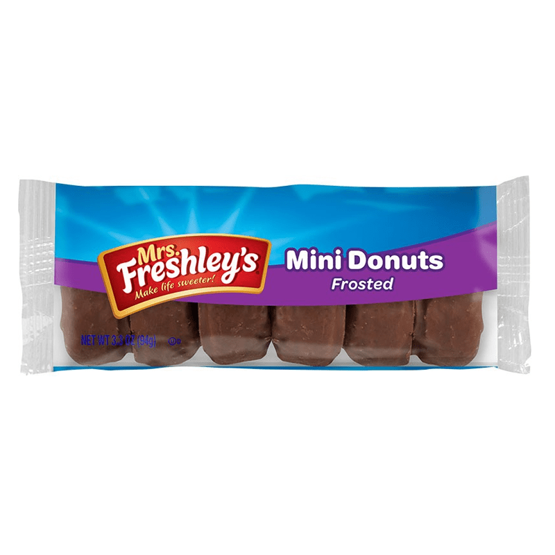 Mr. Freshley's Chocolate Mini Donuts