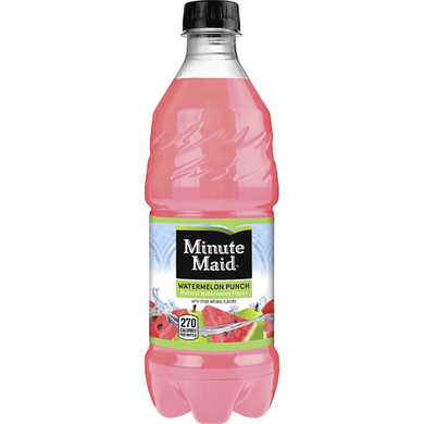 Minute Maid Watermelon Punch