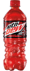 Code Red Mountain Dew