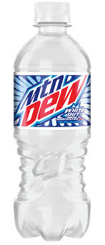 White Out Mountain Dew