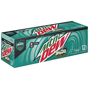 Mountain Dew Baja Blast