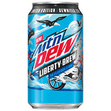 Load image into Gallery viewer, Mountain Dew Liberty Brew