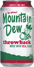 Load image into Gallery viewer, Mountain Dew Throwback