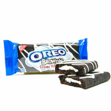 Load image into Gallery viewer, Oreo Brownies Cream Filled (Full Box 12 Brownies)