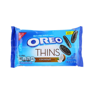 Oreo Coconut Thins