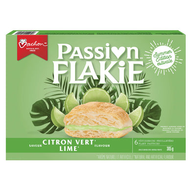 Passion Flakie Lime