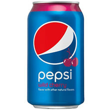 Load image into Gallery viewer, Pepsi Wild Cherry